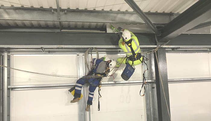 Roped Access Structures Examiner